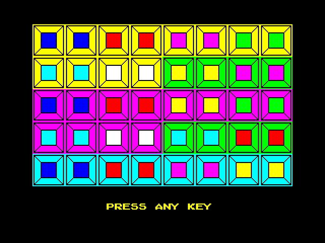 Colour Master card set