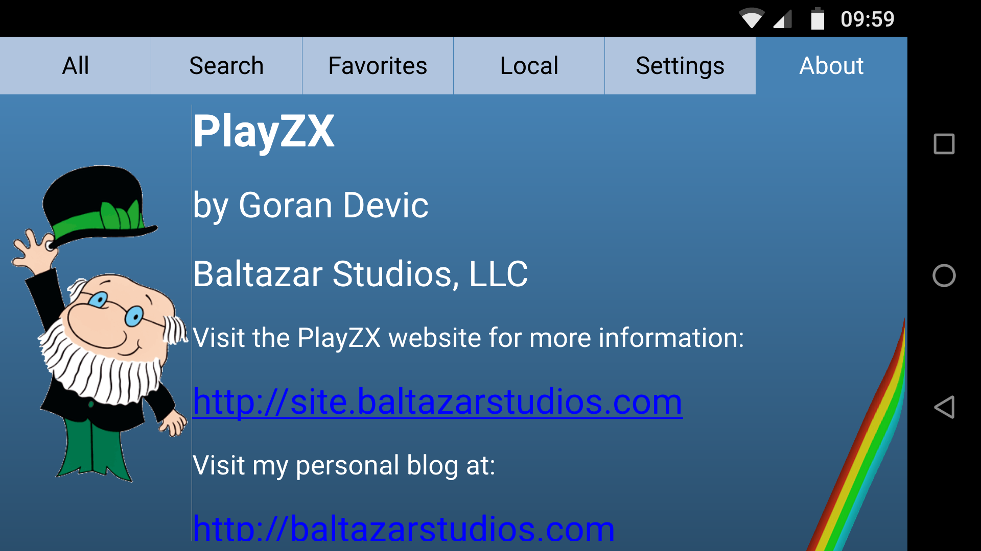 About PlayZX